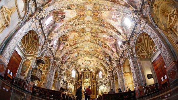 Resultado de imagen de capilla sixtina valenciana