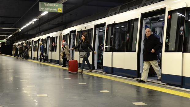El maquinista de metro que desaloj a los viajeros en - La maquinista metro ...