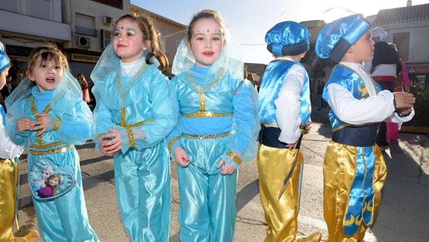 El carnaval de los ni os - La casa de los disfraces sevilla montesierra ...
