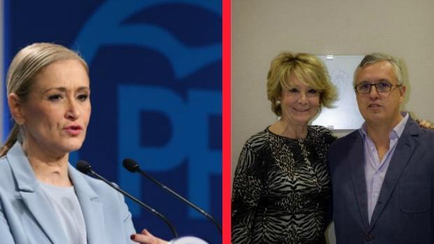 El censo de las primarias del PP de Madrid enfrenta a Asúa con Cifuentes