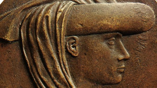 Enyego d'Àvalos, según el retrato del Pisanello, de 1449