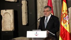 Ángel Felpeto durante su intervención