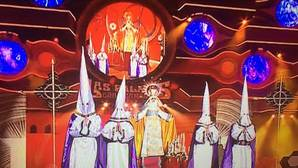 El obispo de Canarias convoca misa por el Carnaval y Drag Sethlas ultima dar clases de Religión a niños
