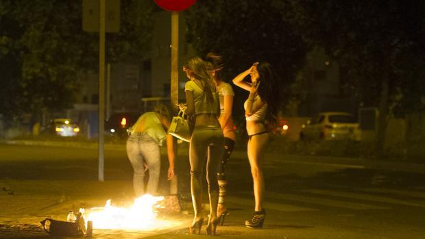 serie prostitutas hbo prostitutas de los años