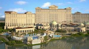 Así iba a ser «El Reino de Don Quijote» en Ciudad Real, un macroproyecto con casino incluido