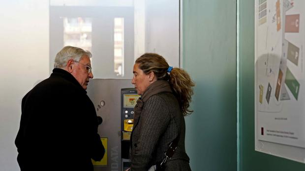 Jordi Montull y su hija Gemma han llegado a un acuerdo con el fiscal