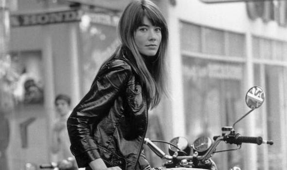 Franoise Hardy en los años '60