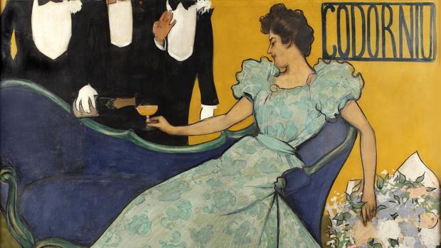 Ámbar y espuma, 1898 Colección Codorniu