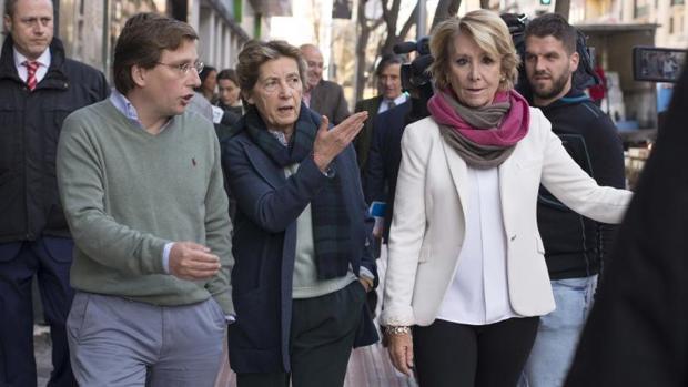 Hemeroteca: Aguirre, sobre Fundescam: «Yo no la fundé y jamás me he llevado un duro»   Autor del artículo: Finanzas.com