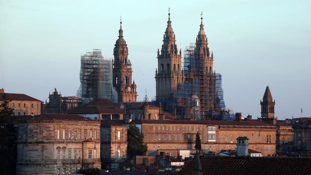 La catedral de santiago invierte en seguridad m s de medio mill n de euros al a o - La casa del libro santiago de compostela ...