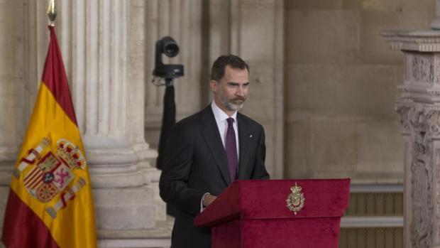 Hemeroteca: Felipe VI cumple mil días con Gobierno y sin el lastre de Nóos | Autor del artículo: Finanzas.com