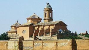 La DPH invertirá otros 800.000 euros en la histórica Cartuja de los Monegros