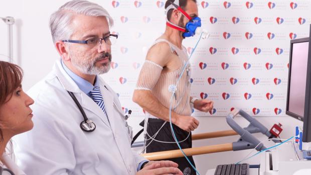 El doctor Alejandro Berenguel, cardiólogo de Sport Cardiology Center, en HM IMI Toledo