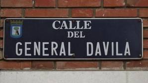 El Comisionado eleva a 47 las calles a renombrar del callejero franquista de Madrid