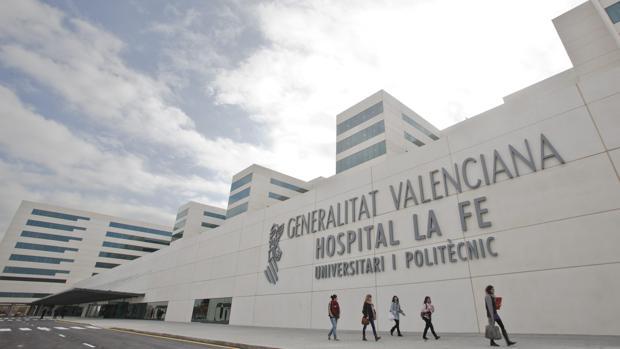 Sanidad el hospital la fe de valencia realiza 13 trasplantes de rganos y 5 extracciones - Hospital nueva fe valencia ...