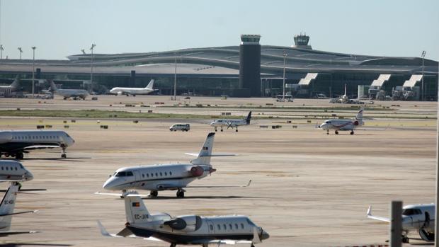 Una imagen de la terminal T1 del Aeropuerto de Barcelona
