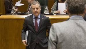 Urkullu otorga «credibilidad» al anuncio de desarme de ETA y pide «altura de miras» para llevarlo a cabo