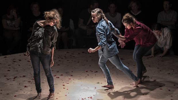 Imatge d'una escena de la companyia Titoyaya Danza