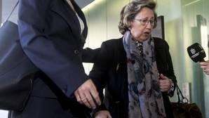 Las hijas de Millet aseguran en el juicio que se enteraron del pago de sus bodas por la prensa