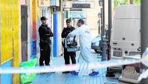 La pelea que acabó con un baño de sangre en un pub de Alcorcón