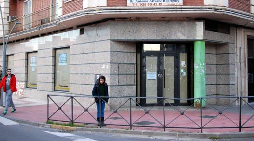 Oficinas de bancos y cajas que pasaron a mejor o peor vida for Caja de extremadura oficinas
