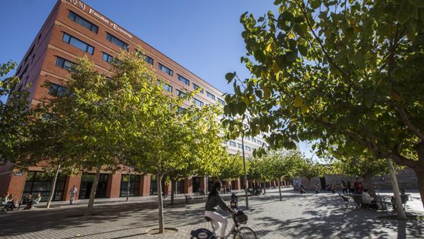 Facultat d'Economia de la Universitat de València