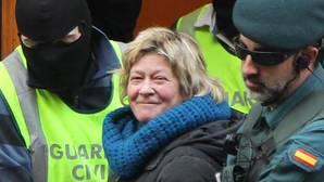 La Audiencia Nacional mantiene libre a la abogada de etarras Arantza Zulueta al no ver riesgo de fuga