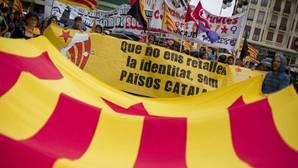 Imagen de archivo de una manifestación convocada por ACPV en Valencia