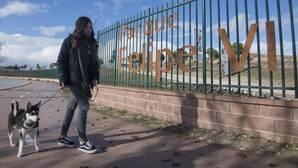 El PSOE, sin rumbo: propone mantener el nombre del parque Felipe VI tras votar en contra