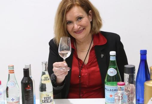 Carmen Garrobo, directora de la Escuela Española de Cata