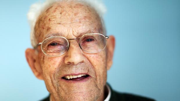 Alfonso, uno de los centenarios de Sober