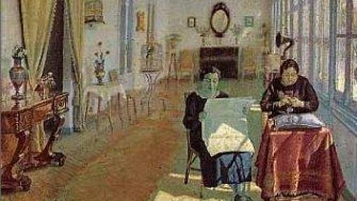 «La galería de doña Rita» (1926)