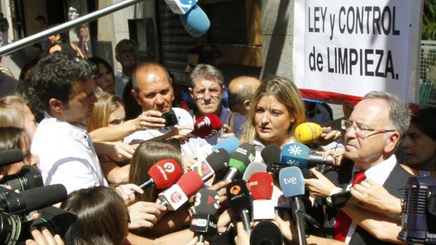 La UDEF confirma que Bernad y Negrete extorsionaron al BBVA junto a Ausbanc