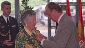 Fallece la Infanta Doña Alicia de Borbón-Parma, tía de Don Juan Carlos, a los 99 años de edad