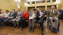 Herrera participa en una jornada para hacer balance de los diez años de la Ley de Dependencia