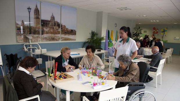 Centro de Referencia del Alzhéimer en Salamanca