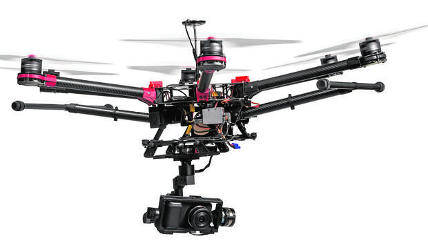 Esta empresa utiliza drones para servicios de vigilancia y seguridad, entre otras aplicaciones comerciales