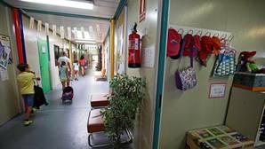 Imagen de un colegio público de Valencia