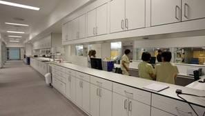 Unidad de críticos del Hospital de Santiago de Compostela