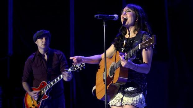 Amaral es un grupo aragonés formado por Eva Amaral y Juan Aguirre