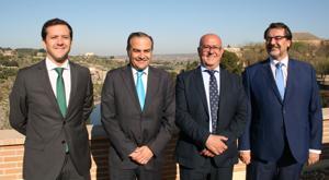 PP: Gregorio será presidente; Bravo, secretario y Velázquez, coordinador y portavoz