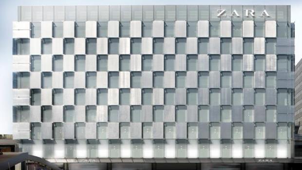 Conoce los detalles de la nueva tienda de Zara en Madrid ec493558e20