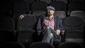 Andy Byatt, en el cine 4D del Oceanogràfic