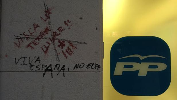 Hemeroteca: Atacan con pedradas y pintadas la sede más antigua del PP en Valencia | Autor del artículo: Finanzas.com