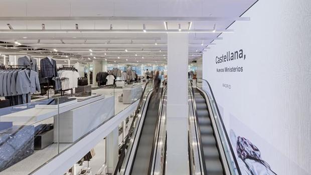 99cd8f28edbc Así es por dentro el Zara más grande del mundo que abre hoy en Madrid