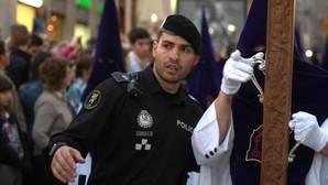 Los camiones no entrarán al centro de Madrid esta Semana Santa