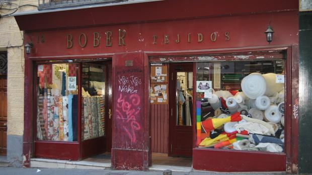 Bober la tienda donde se encuentran todos los tejidos - Tejidos madrid en sevilla ...