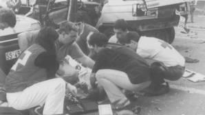 ETA mató en 1993 en Andoain al guardia civil jubilado Juvenal Villafañe, un crimen todavía sin esclarecer
