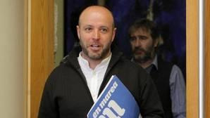 El portavoz parlamentario de En Marea, Luís Villares
