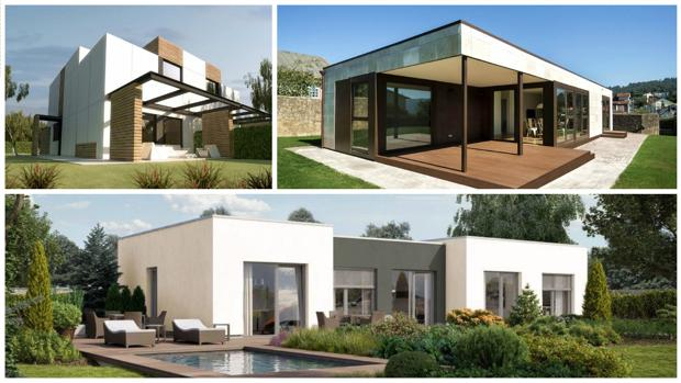 La demanda de casas prefabricadas crece un 40 en la - Casas prefabricadas en navarra ...